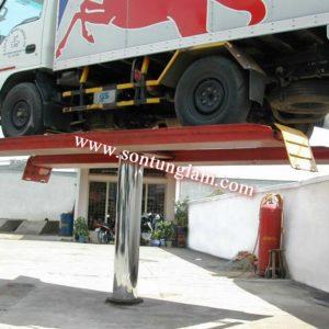 Cầu Nâng Ô Tô 1 Trụ Model STL03543