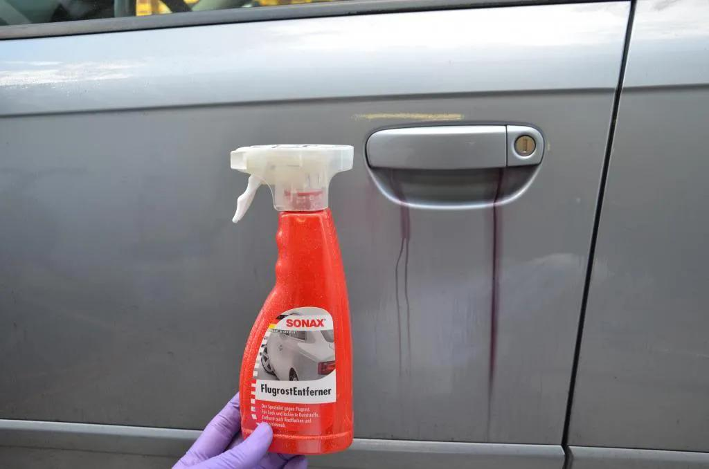 DUNG DỊCH TẨY GỈ SẮT, BỤI CÔNG NGHIỆP SONAX FALLOUT CLEANER
