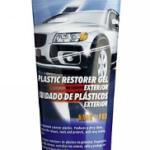 có ác dụng bảo dưỡng phục hồi các chi tiết nhựa bạc màu bên ngoài xe
