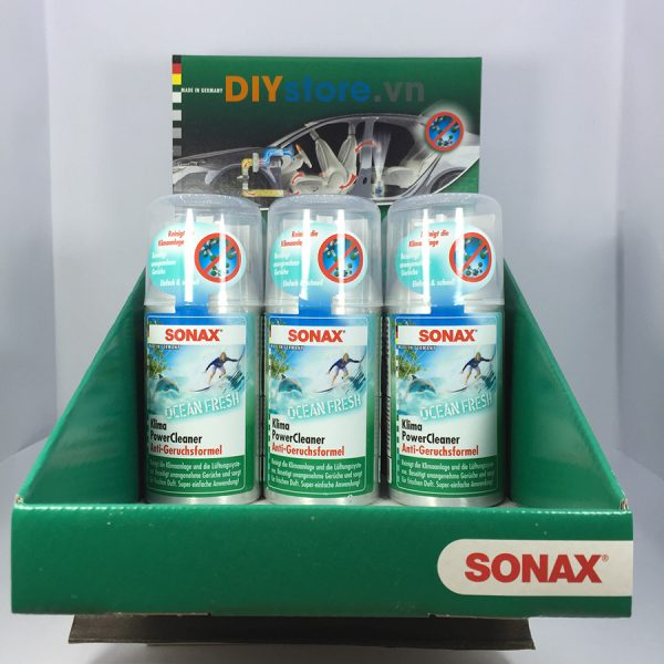 Sonax Car A/C Cleaner Counter