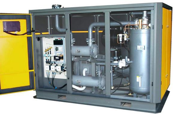 Máy nén khí công nghiệp có nhiều ưu điểm