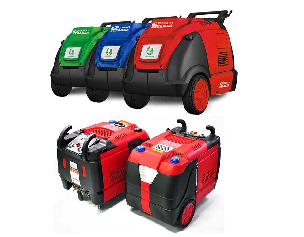 Các loại máy rửa xe hơi nước nóng