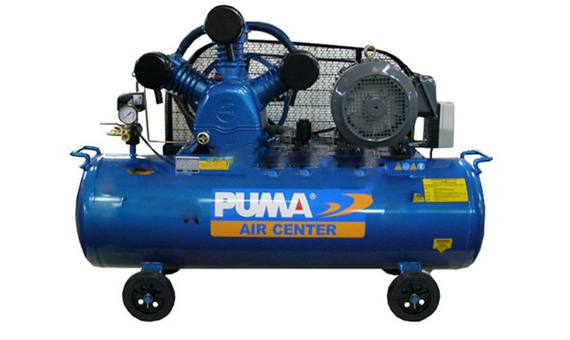 Chất lượng của máy nén khí Puma rất tốt