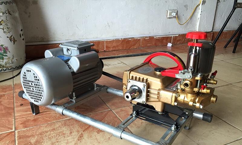 Đặc điểm nổi bật của máy rửa xe dây đai HL30