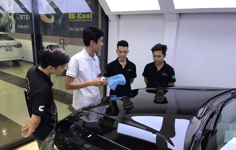 Detailing Việt Nam đem đến dịch vụ chăm sóc xe với công nghệ mới