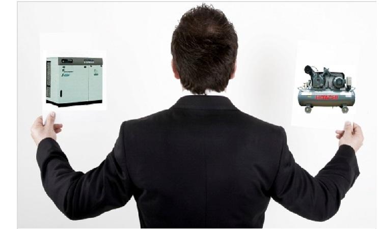 ựa chọn máy nén khí Hitachi phù hợp với nhu cầu
