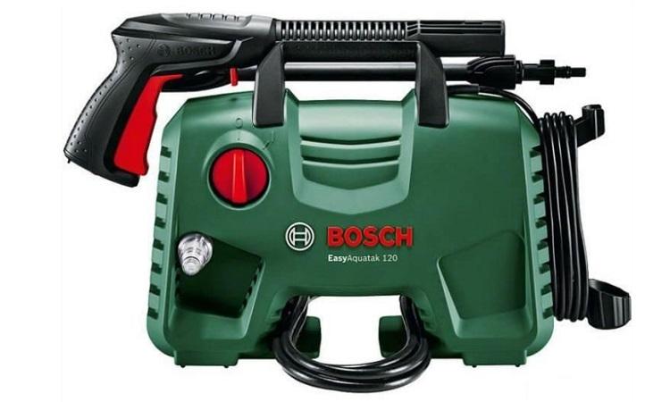 Máy phun xịt rửa áp lực cao Bosch Eassy AQT 120
