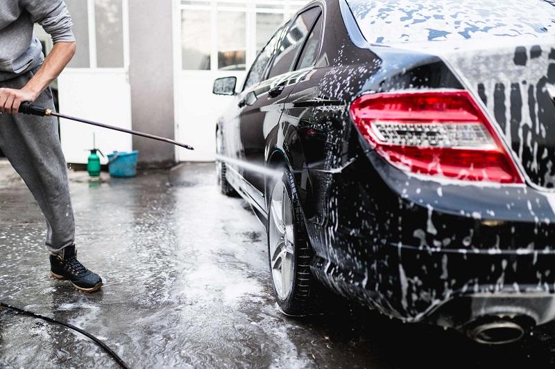 Máy rửa xe ô tô xe máy