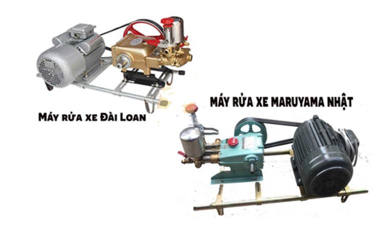 Ưu nhược điểm của dòng máy rửa xe dây đai