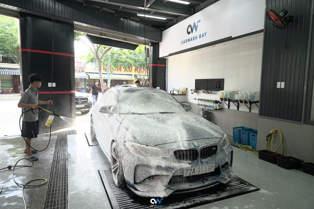 chọn lựa mô hình kinh doanh rất quan trọng khi mở tiệm rửa xe