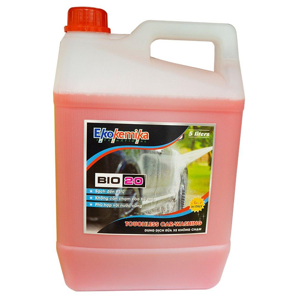dung dịch rửa xe không chạm bio20
